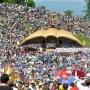 Indoklás nélkül vonná vissza a kormány a csíksomlyói búcsú UNESCO-listára való jelölését