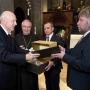 A határon túli magyarság szolgálatáért díjazták a Rákóczi Szövetség elnökét