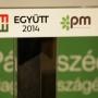 Az Együtt-PM önállóan vág neki Budapestnek