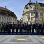 """Egységes és """"egyetlen"""" Európa mellett tettek hitet a nagyszebeni EU-csúcson részt vevő állam- és kormányfők"""