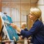 Frissen tartja az agyat a művészet