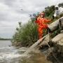 A Greenpeace szerint baj van a Szamosnál, a román hatóságok nem tudnak róla