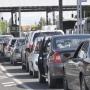 Hétfőtől forgalomkorlátozás a halmi határátkelőnél