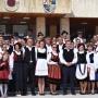 Népviseletben mentek pénteken munkába a Hargita megyeiek