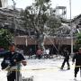 Mexikó: puszta kézzel kaparják a földet, túlélőket keresnek