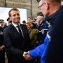A baloldali kedvenc francia elnök ráfordult a migránsokra