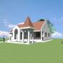 Huszonnégy református elkezdte megépíteni a Magyar Megmaradás Házát Mezőteremen