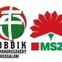 MSZP-Jobbik háború