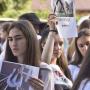 Négy személyt bírságolt meg a rendőrség azok közül, akik Caracalon tüntettek július 28-29-én
