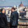Manfred Weber konstruktívnak minősítette az Orbán Viktorral folytatott megbeszélését