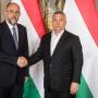 Orbán Viktor kormányfő Kelemen Hunor RMDSZ-elnökkel tárgyalt