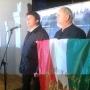 Megakadályozták a magyar zászló felvonását Sepsiszentgyörgy központjában