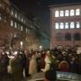 Spontán tüntetés volt Bukarestben és Kolozsváron a közkegyelmi tervezet ellen