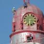 Szépül a nagybányai református templom toronysisakja