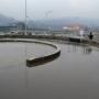 Korszerû szennyvíztisztító állomást adtak át Máramarosszigeten