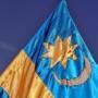 Újra leng a székely és a magyar zászló az erdőszentgyörgyi RMDSZ székházán