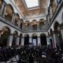 Átadták a felújított Szépművészeti Múzeumot
