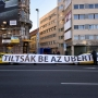 Budapest: Tovább blokkolják a belvárost a taxisok