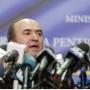 A DNA főügyészének menesztését kéri az igazságügyi miniszter