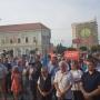 Újabb tiltakozás a magyarellenes megnyilvánulások ellen – Székelyudvarhelyen folytatódik a tüntetéssorozat