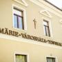 Csak rövid ideig tűrték a magyar feliratot a tusnádfürdői városházán