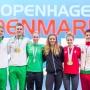 Kapás-arannyal, második helyen zárta a rövidpályás úszó Eb-t Magyarország