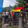 Elszabadult az agresszió az úzvölgyi katonatemetőben: csendőrökkel dulakodtak, magyarokat dobáltak meg román nacionalisták