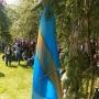 Ne bántsd a magyart! – harsogták ezrek az úzvölgyi katonatemetőben