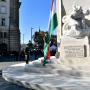 Újraavatták a Nemzeti Vértanúk Emlékművét Orbán Viktor és Kövér László jelenlétében