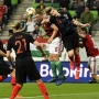 Magyarország fociválogatottja legyőzte a vb-ezüstérmes Horvátországot