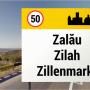Háromnyelvű helységnévtáblák lesznek Zilahon