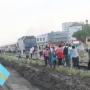 """""""Imádkozunk értetek"""" – Ünneplő tömeg fogadta Marosvásárhelyen a zarándokvonatot"""