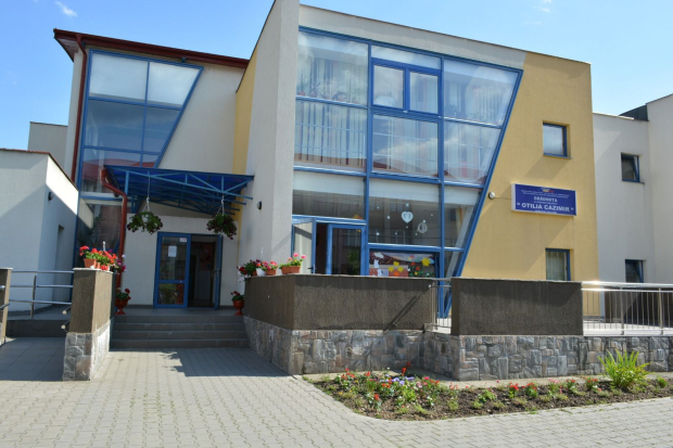 Új hőközpontokat és bútorzatot kapott a nagybányai Otilia Cazimir óvoda