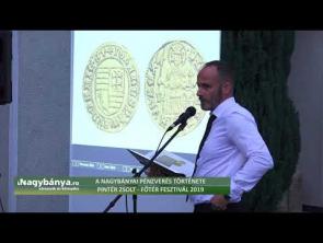FF2019: A nagybányai pénzverde története - könyvbemutató