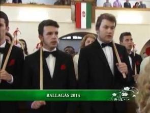 Ballagás 2014 - Németh László Elméleti Líceum