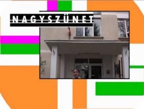 A nagybányai Németh László Elméleti Líceum a TVR 1-en